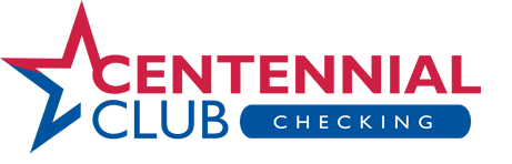 Centennial Club Checking logo